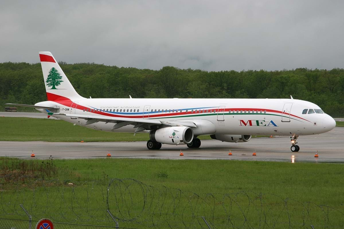 Middle East Airlines Booking