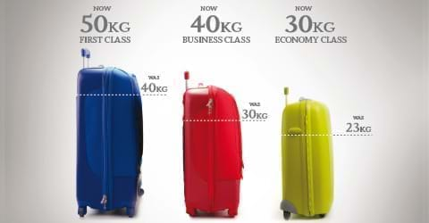 Qatar Airways baggage