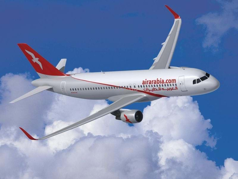 Air Arabia Flights