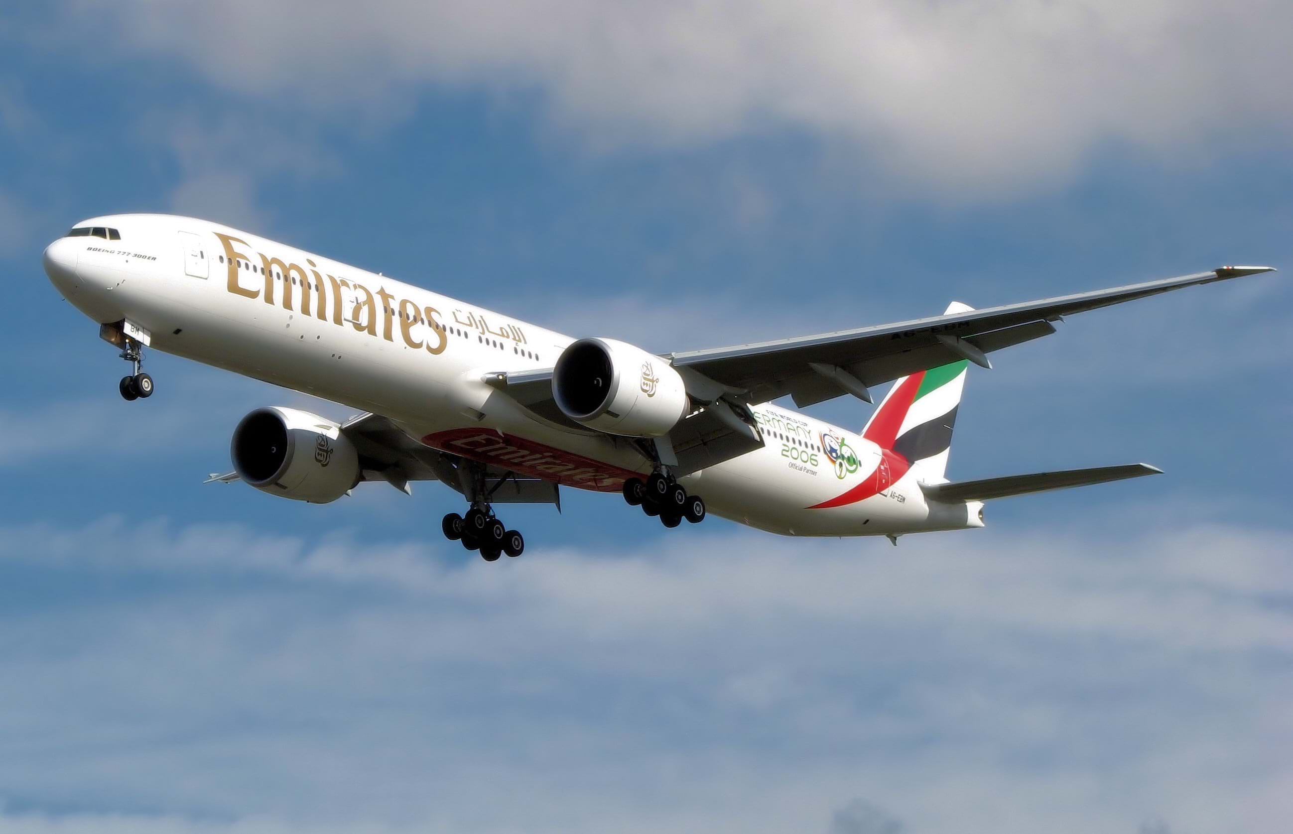 Emirates Airlines Booking