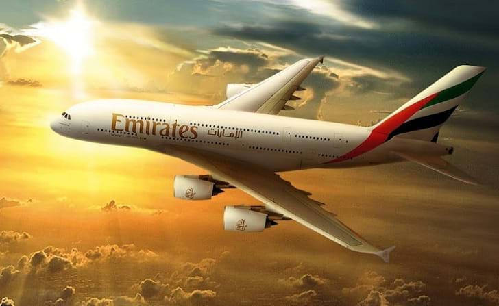 Emirates Flights Booking