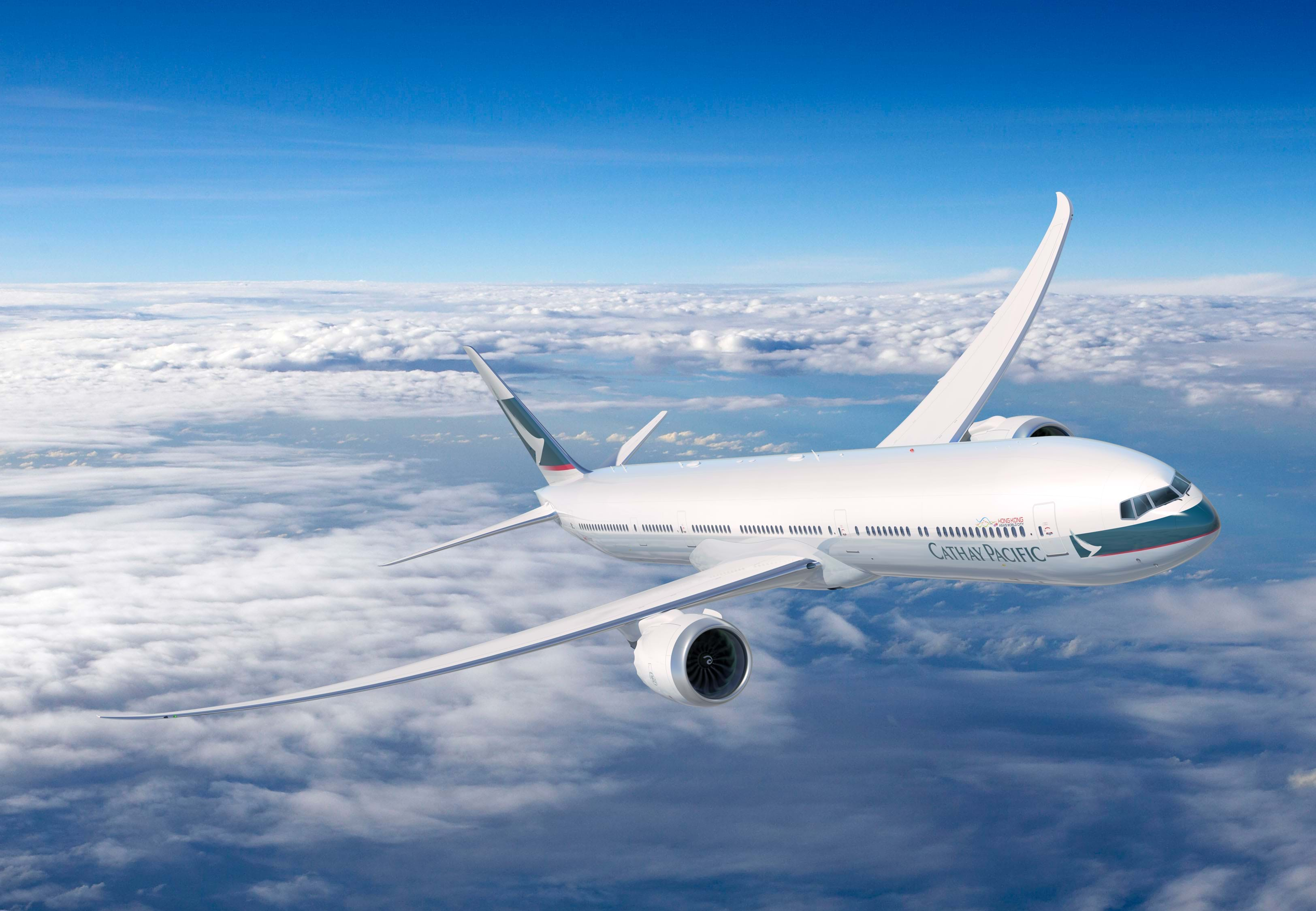 Cathay Pacific Booking