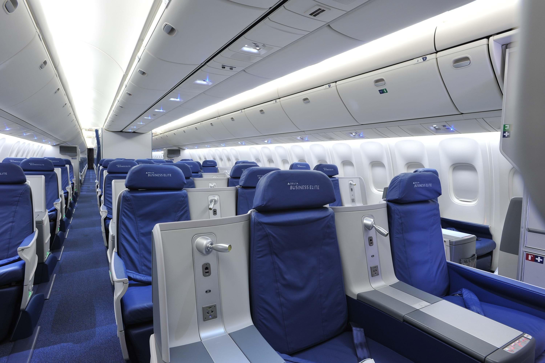 Indigo Airlines Seating
