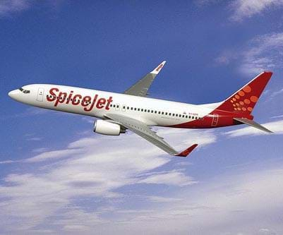 Spicejet Booking