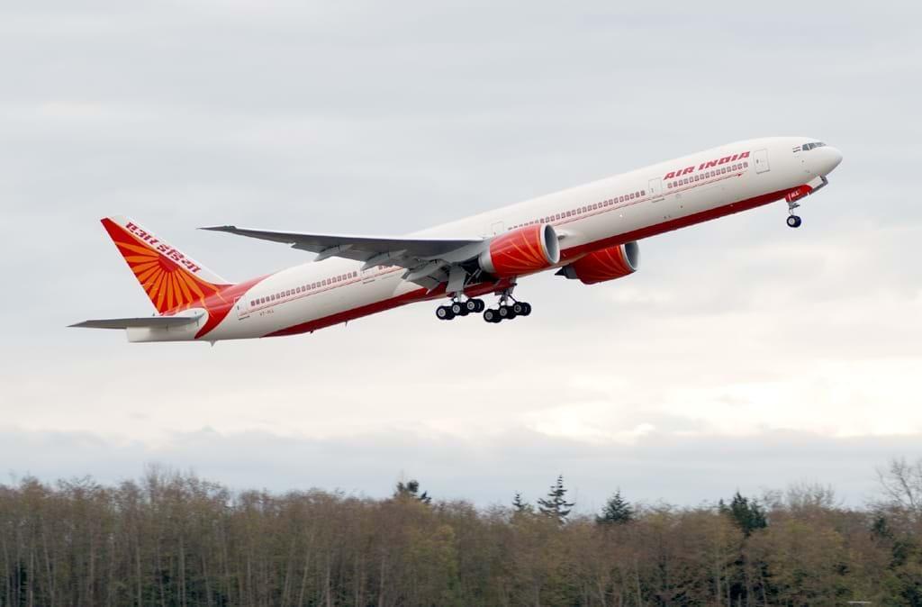 Air India Bookings