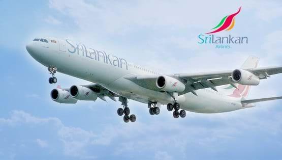 srilankan airline flights
