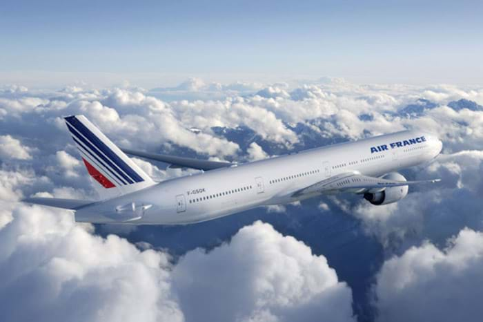 Air France Online Booking