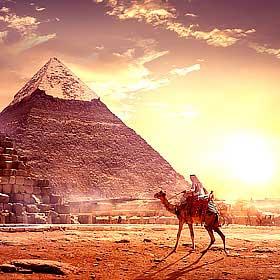 Dubai to Cairo Flights
