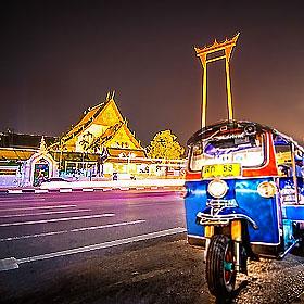 Dubai to Bangkok Flights