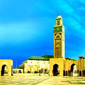 Abu Dhabi to Casablanca Flights