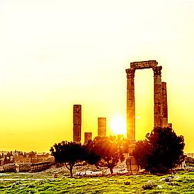 Dubai to Amman Flights