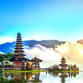 Dubai to Bali Flights